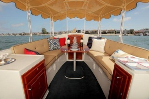 Duffy 22 Cuddy - VB Boat Rentals - Virginia Beach Boat Rentals