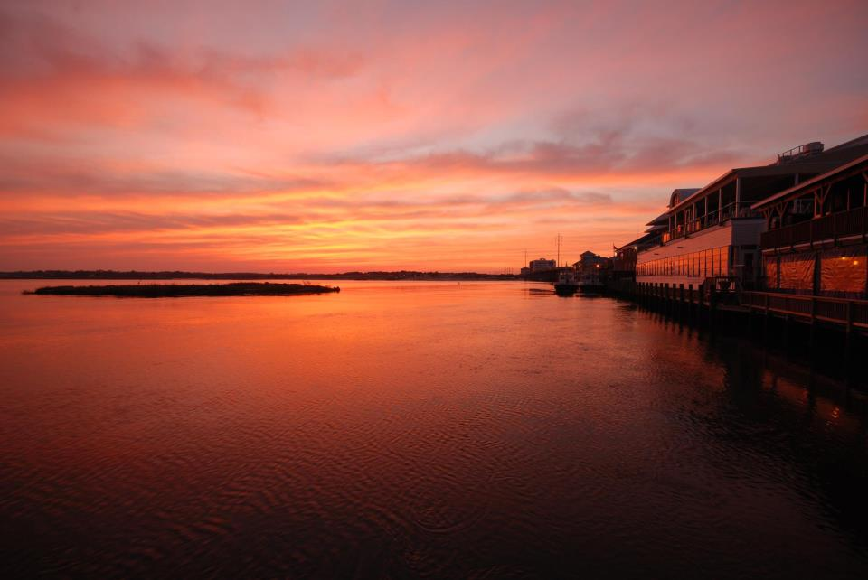 Virginia Beach Boat Rentals - Sunsets from the Water